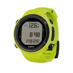 SUUNTO D4i NOVO WITH USB (lime)