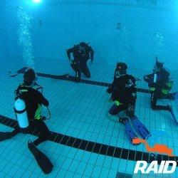 RAID Open Water 20 Diver